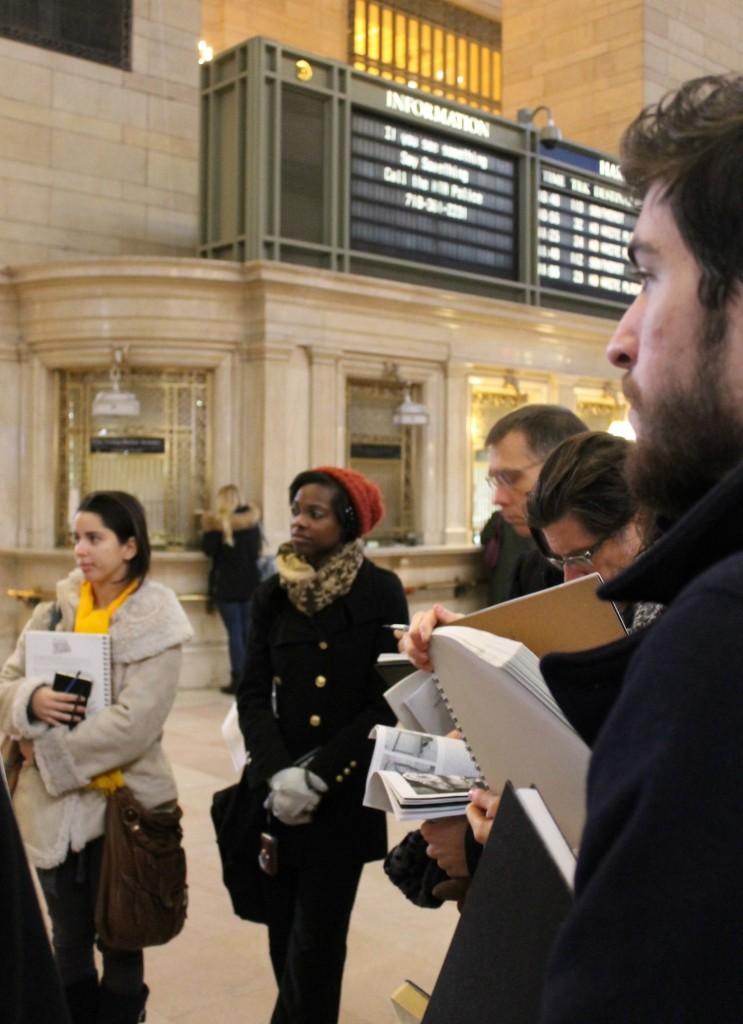 Winterim at Grand Central