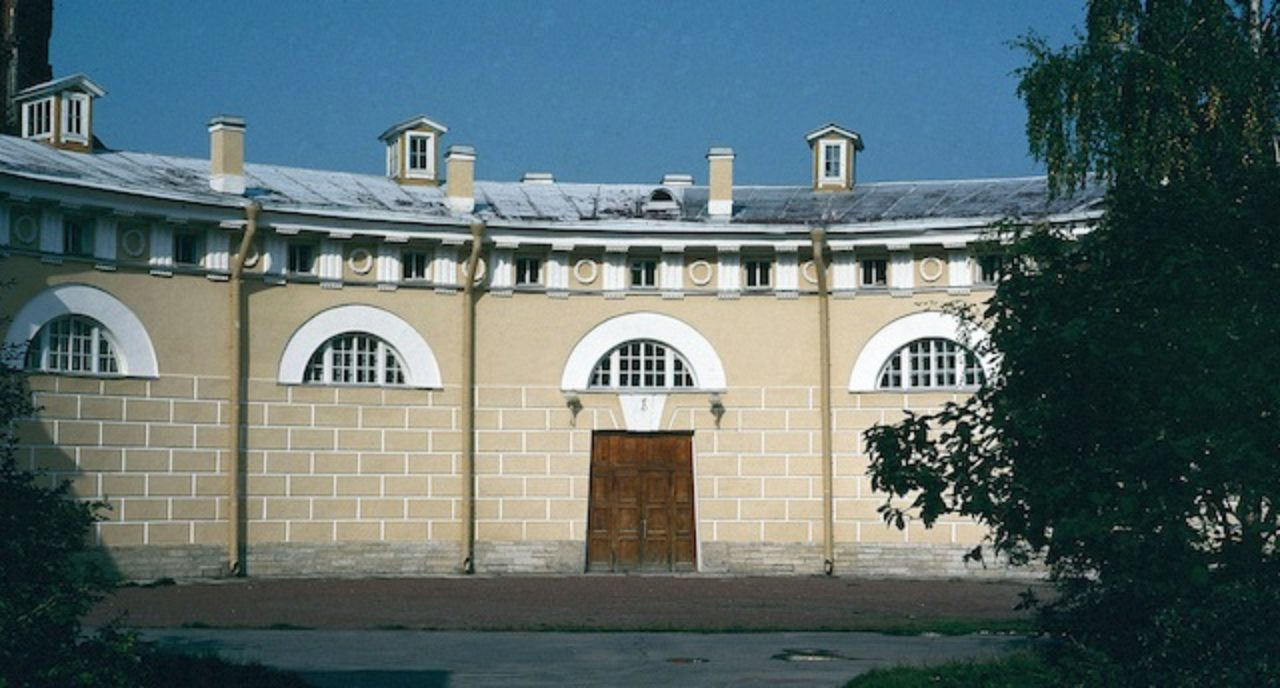 Imperial Stables and Carriage House