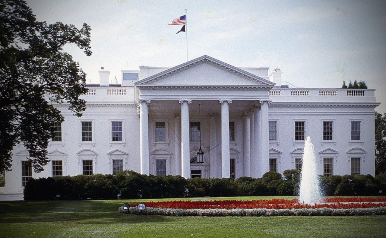 Figure 12. White House, Washington, D.C. (Loth)