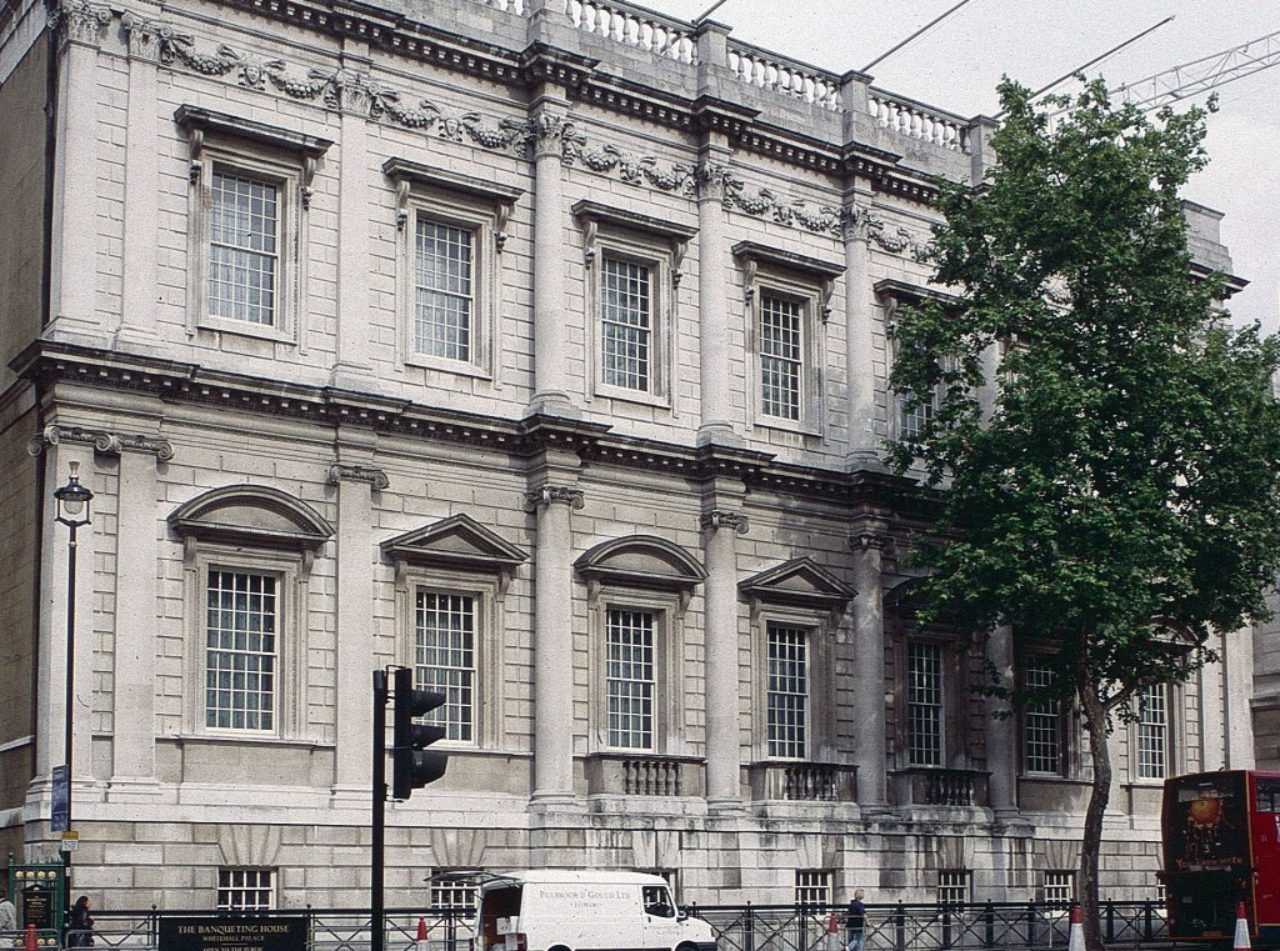 Figure 6. Banqueting House, Whitehall, London (Loth)