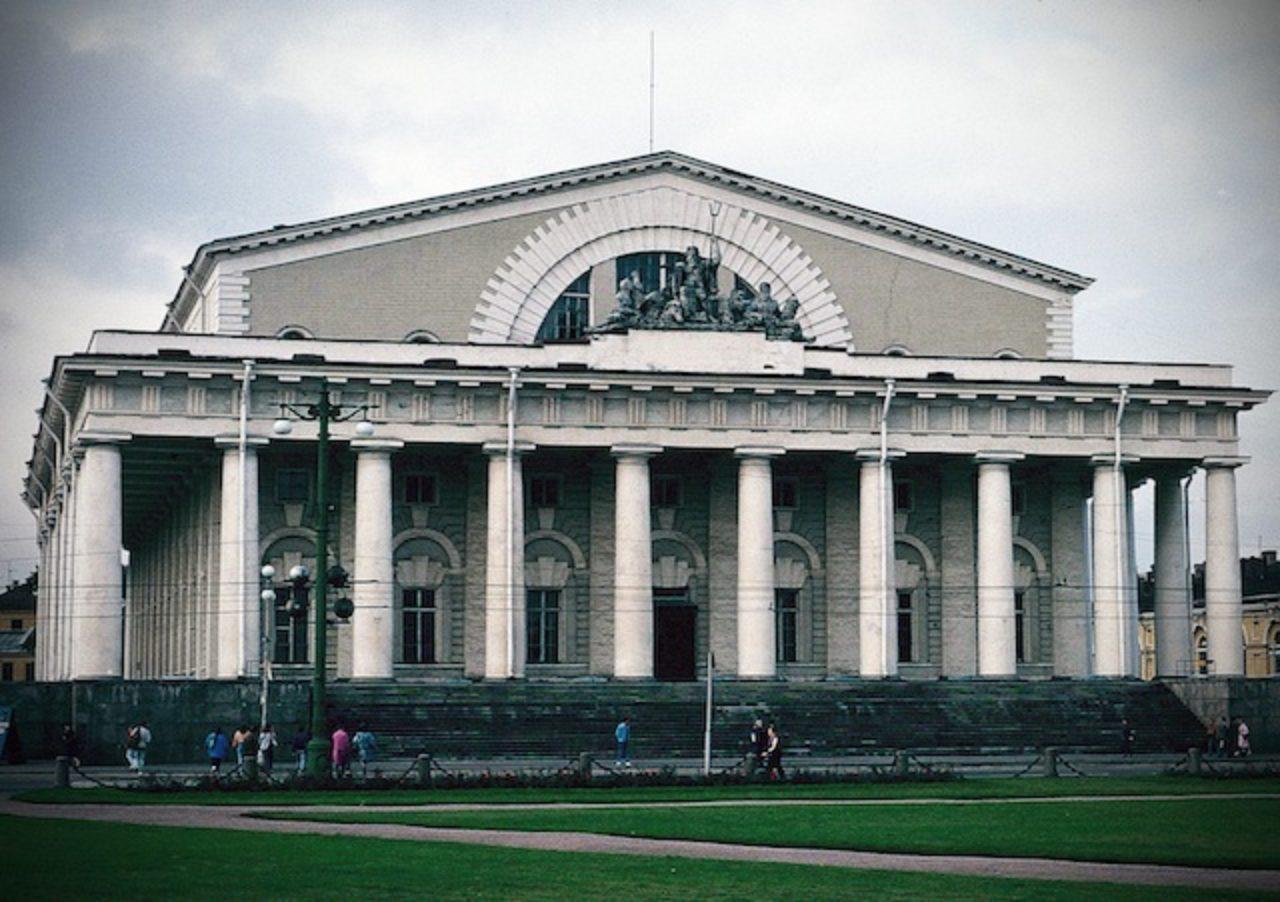 Former Bourse, St. Petersburg