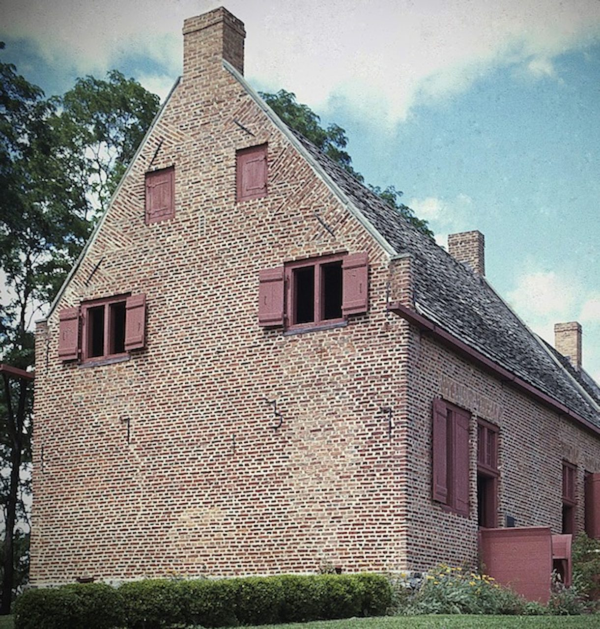 Van Alen House