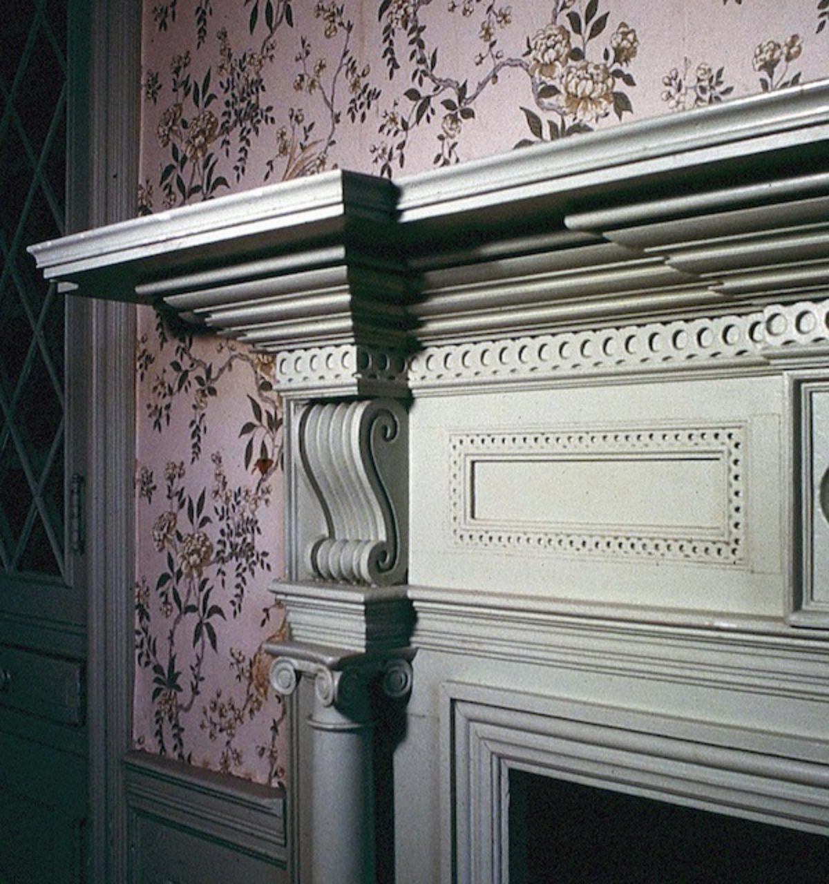 Notes on Moldings, the change from Roman to Greek