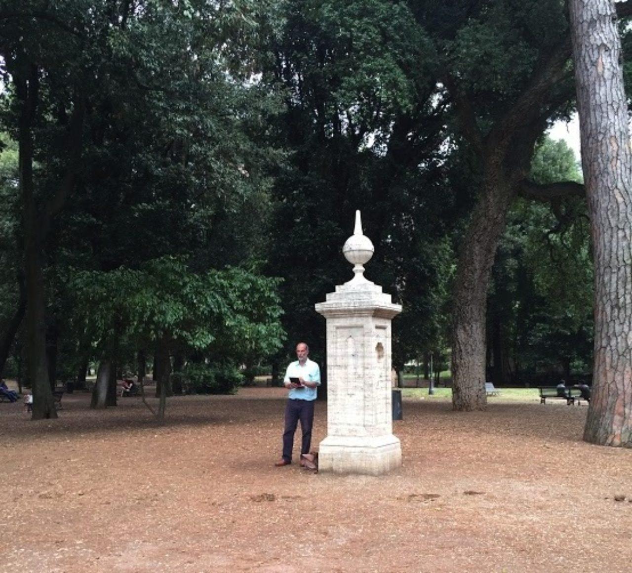 Icaa Rome Drawing Tour