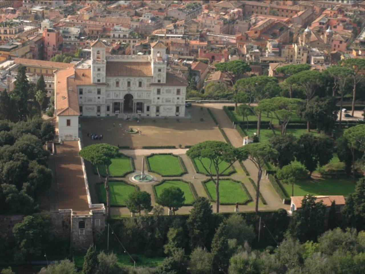 Villa Medici (image source: CeCe Haydock Lecture)