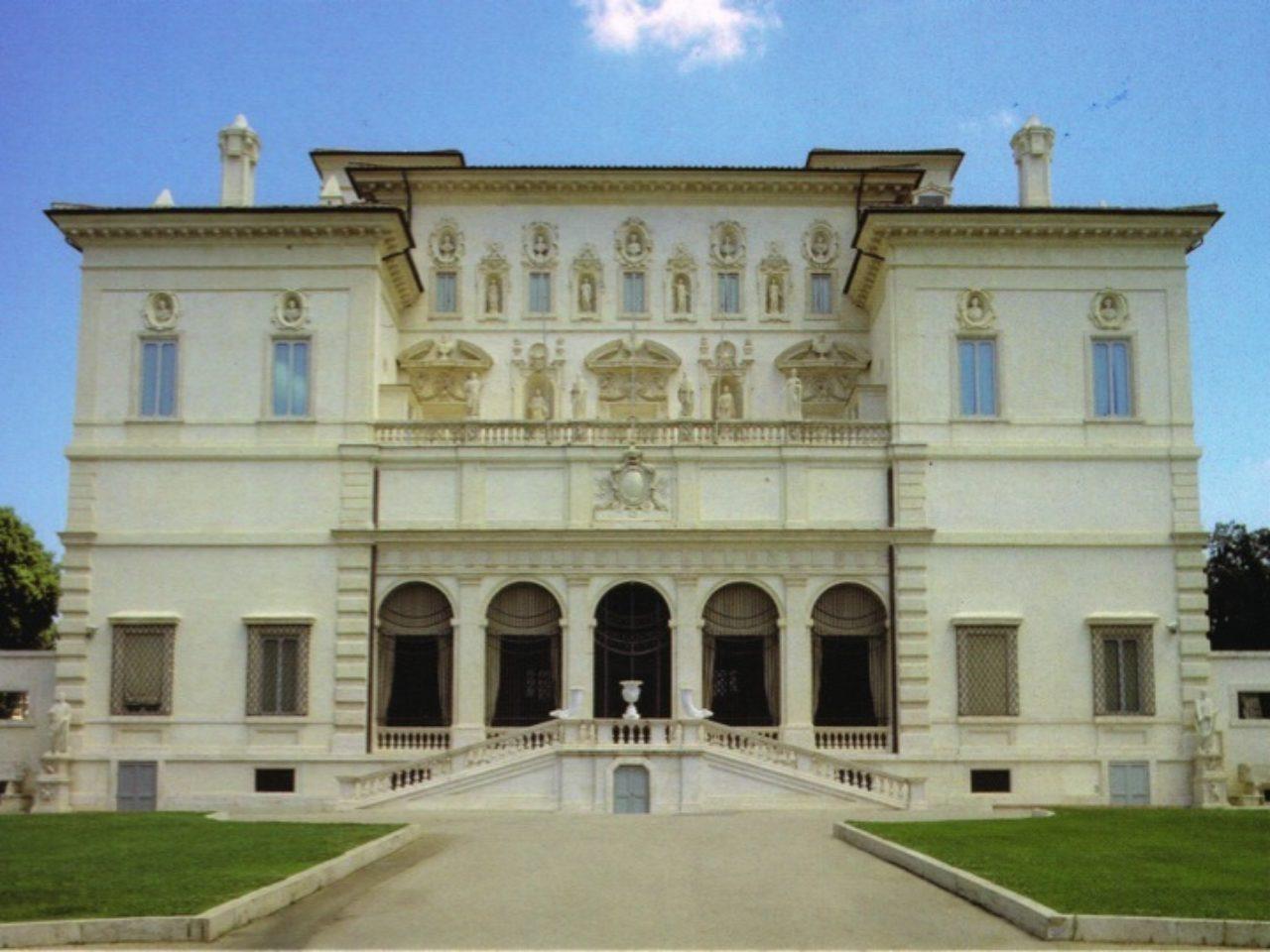 Villa Borghese (image source: CeCe Haydock Lecture)