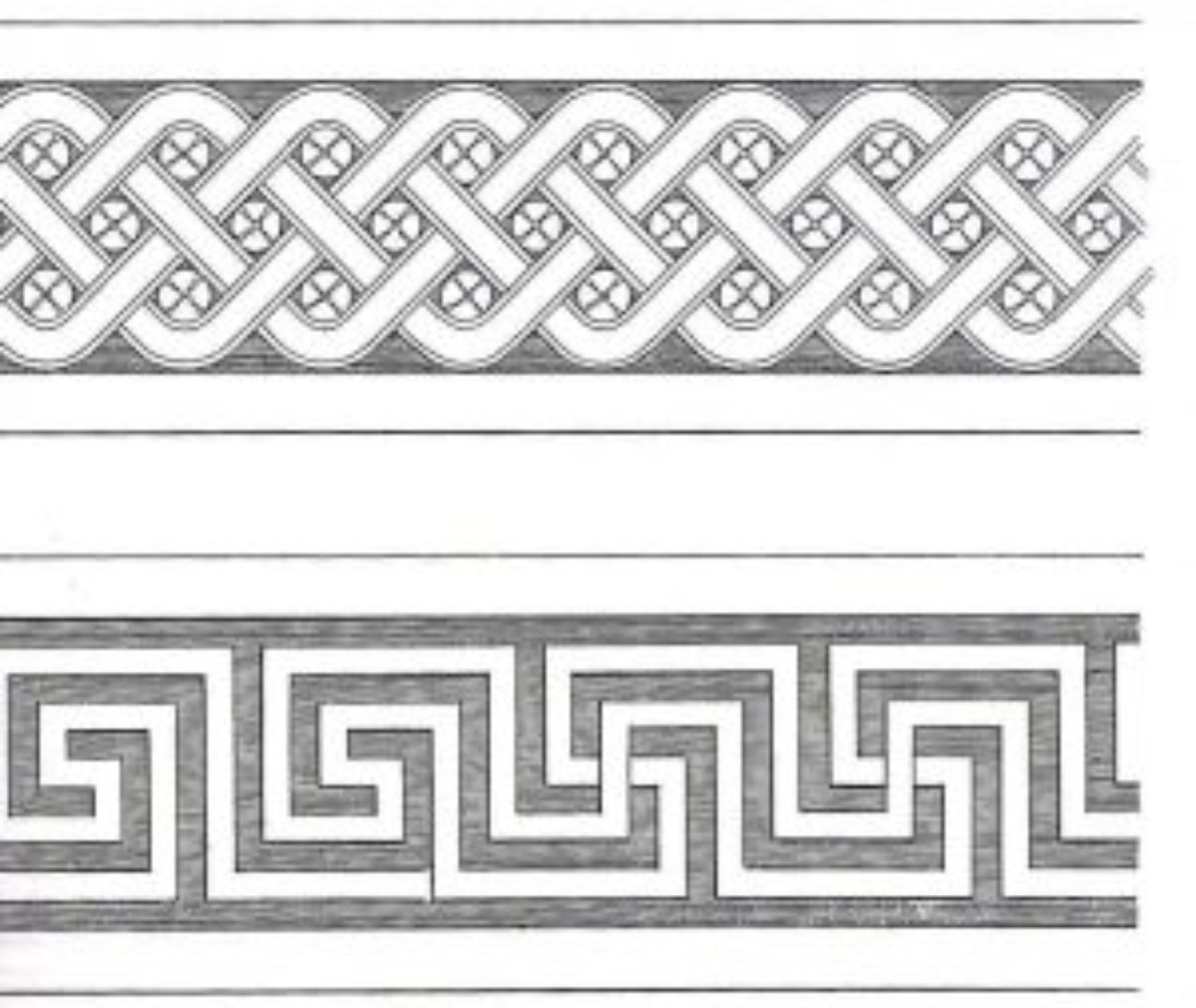 Figure 10: James Gibbs, Rules for Drawing the Several Parts of Architecture, Plate LIX, (detail)