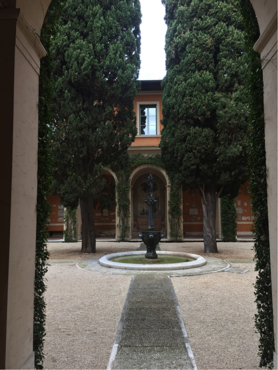 Lessons Learned At The American Academy In Rome Institute Of